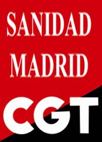 CGT SANIDAD MADDRID rota